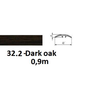 32.2 dark oak