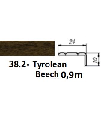 38.2 tyrolean