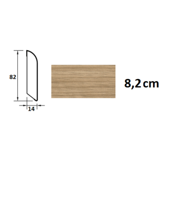 Σοβατεπί 8,2cm