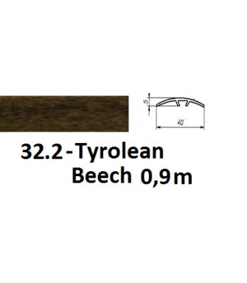 32.2 tyrolean