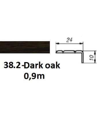 38.2 dark oak