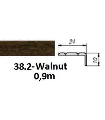 38.2 walnut