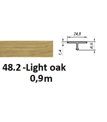 48.2 light oak
